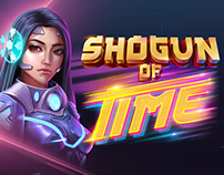 Shogun Of Time. Online Slot Game