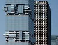 SBF Tower - Hans Hollein