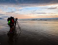 "Cannon Beach, Oregon ""Sunset Part 1"""