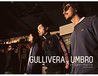 Gullivera x UMBRO em Queens Head Pub