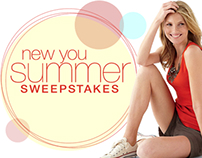 JCPenney Woman's Facebook Summer Sweepstakes