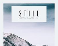 Still Magazine Concept