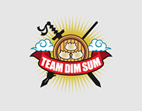 Team Dim Sum Brand Identity