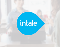 Intale Visual Identity