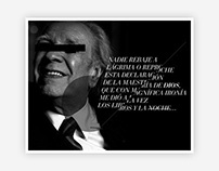 Los Dones / The Gifts «a poem by Jorge Luis Borges»