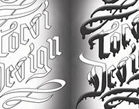 Typography tocsidesign
