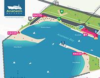 Anaheim Bay Map