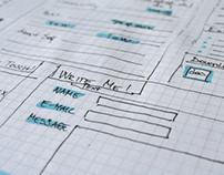 Portfolio Page Prototype