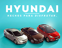 Hyundai, Hechos para disfrutar // Advertising