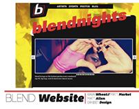 The Blend Project