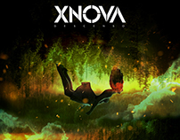 Xnova (Digital Artwork)
