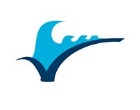 UWI Seismic Research: Tsunami Smart logo design
