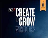 First Abu Dhabi Bank - Create to Grow Stronger