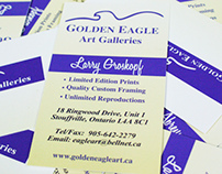 Gallery Business Cards