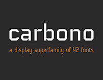 Carbono Variable Font