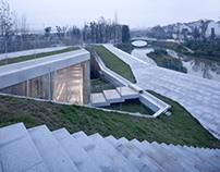 与大自然同在--江苏盐城滨江会所设计项目