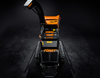 Making Woodchippers look sexy...