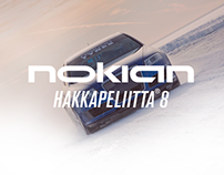 Nokian Hakkapeliitta 8. Школа зимнего вождения