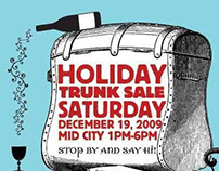 holiday trunk sale