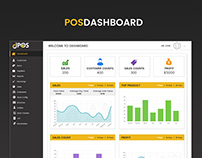 Dashboard Design (UI/UX)