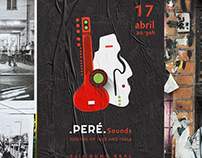 Pere Sounds concert en Madrid