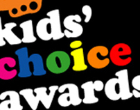 Nickelodeon Kids' Choice Awards Logos