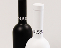 Student Project | Prescription Wine | Packaging Design