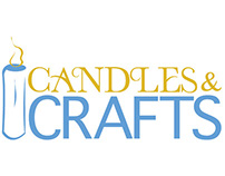 Candles & Crafts Logo