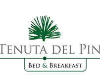 La tenuta del Pino (logo)