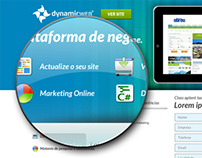 Dynamicweb Portugal (Landing Page)