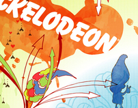 Nickelodeon 2005 Upfront Graphics