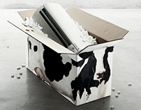 Purina Dairy Cooler
