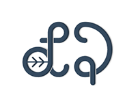 Reversible LD / CP Logo