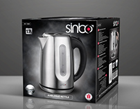 Sinbo Inox Kitchen Series