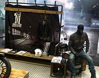 Visual Merchandising para Harley-Davidson Iberia