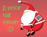 E-price tag viewer