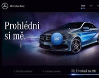 Mercedes-Benz, A Class 3D