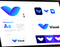 Visual Logo - Brand Identity Design