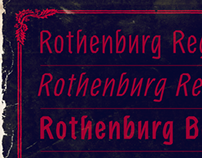 Rothenburg Typeface