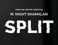 Split | Fan made Poster