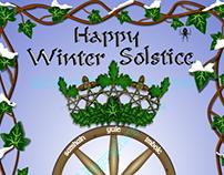 Solstice Celebration Cards