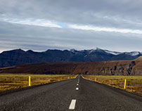 The long road home  |  Iceland 2015