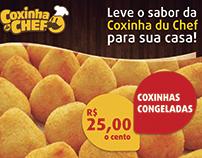 Coxinha du Chef - Folder Congelados