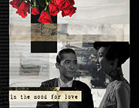collage | polaroid series: cinema- inthemoodforlove