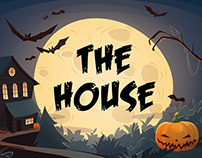 Halloween - THE HOUSE