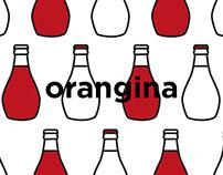 ORANGINA / Publicité