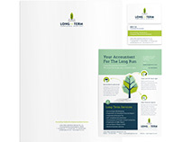 Long-Term Corporate Services Identity & Website