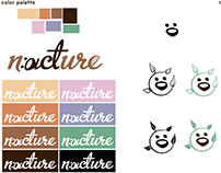 Nacture: Brand development guide
