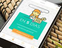 Diseño Ui - App para centros médicos