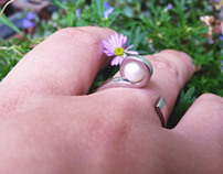 Affiance ring